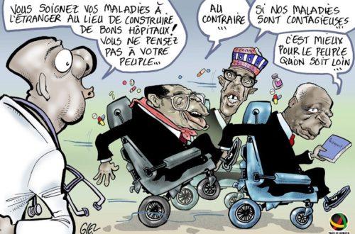 Article : Tourisme médical des présidents africains