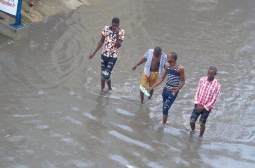 Article : 5 conseils pour préserver sa santé en ces périodes de pluies et d'inondations